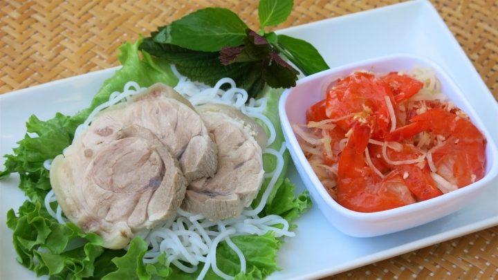 Tôm chua xứ Huế – đặc sản vùng đất Cố Đô