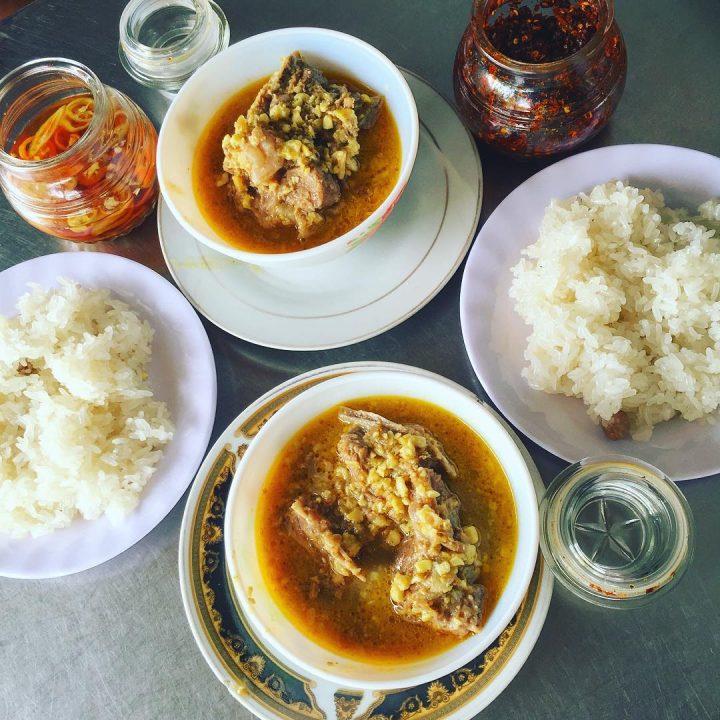 Xôi thịt hon xứ Huế