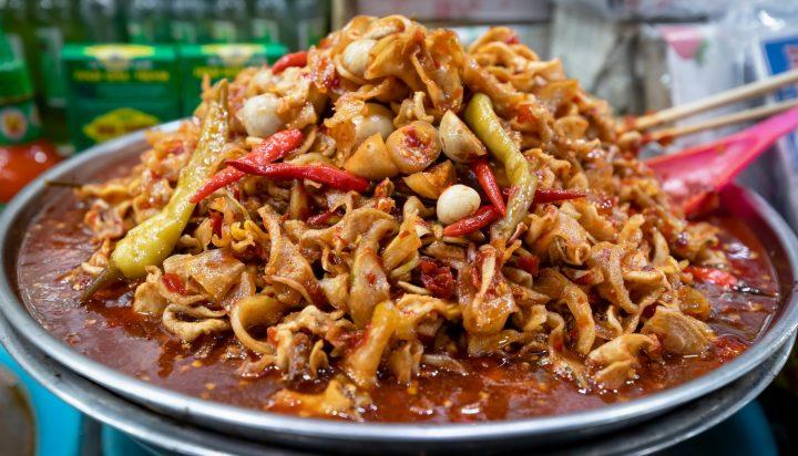 Mắm dưa – Đặc sản ẩm thực xứ Huế