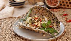 Hến xúc bánh tráng – Món ăn dân dã xứ Huế