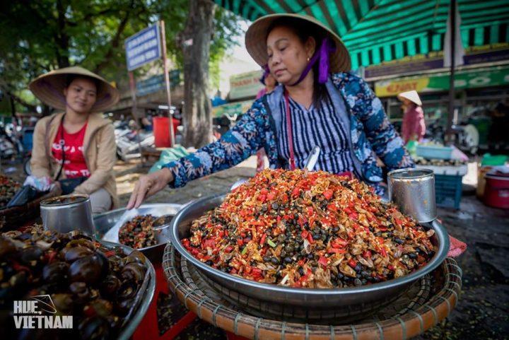 Ốc gạo xứ Huế – Thơm nồng hương vị quê nhà