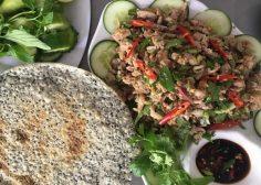 Vả trộn xứ Huế – Món ngon duy nhất chỉ có ở Huế