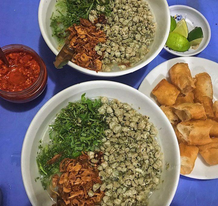 Cháo hến – Đậm vị ẩm thực xứ Huế