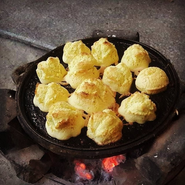 Bánh thuẫn – Đậm vị ẩm thực xứ Huế