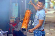 Chả nướng ống tre – Món ăn độc đáo của người dân xứ Huế