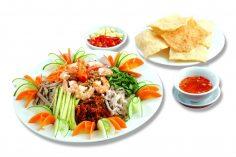 Gỏi thập cẩm – Đẩm vị ẩm thực xứ Huế