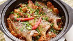 Cá rô kho tộ – Món ngon Xứ Huế